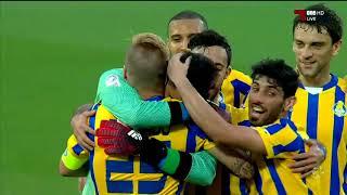 أهداف المباراة : الغرافة 4 - 2 الريان دوري نجوم QNB الموسم 18 - 19