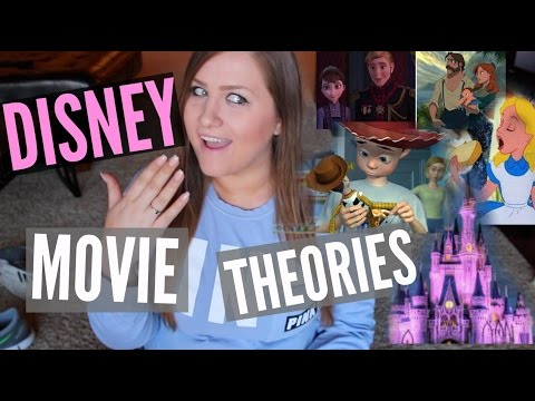 COOL DISNEY MOVIE CONSPIRACY THEORIES!