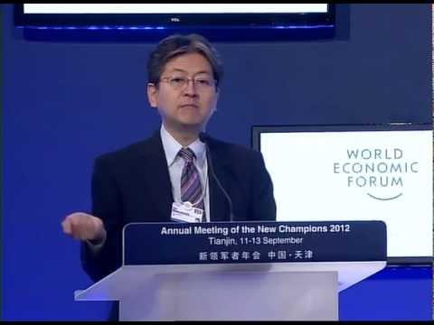Tianjin 2012 - Demystifying Asia's Entrepreneurs