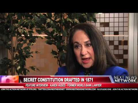World Banker Karen Hudes Reveals Act of 1871 Secret US Const