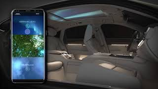 Volvo S90 Ambience Concept lyxutrustning