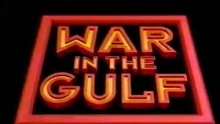 CNN War in The Gulf 1991