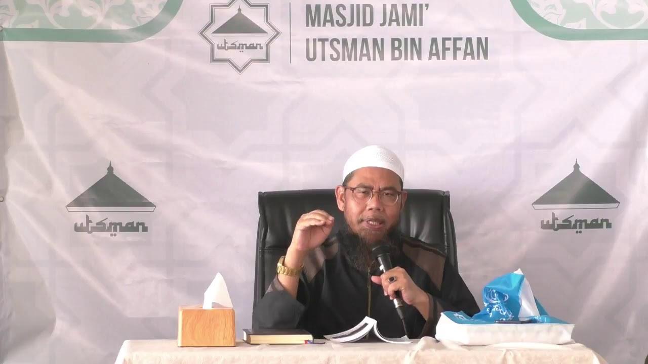 Persiapan Hari Raya - Ustadz Zainal Abidin, LC