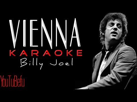 """""""Vienna""""(KARAOKE) Billy Joel"""