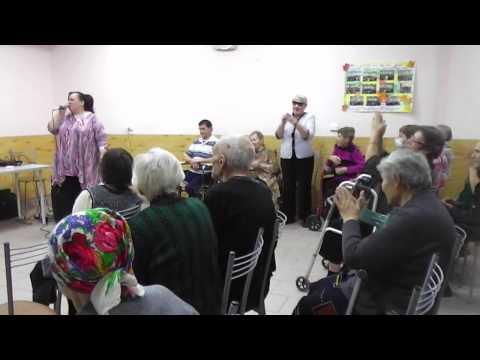 Концерт Юлианы Ян в Доме интернате