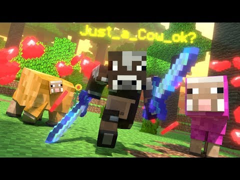Annoying Villagers 22 - Minecraft Animation