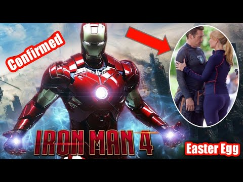 Ironman 4 Movie Confirmed Easter Egg In Avengers Infinity War