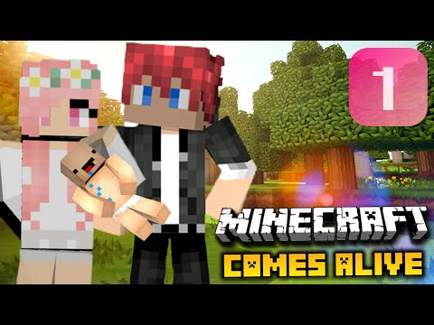 [Maybe] Minecraft Comes Alive - Episode 1