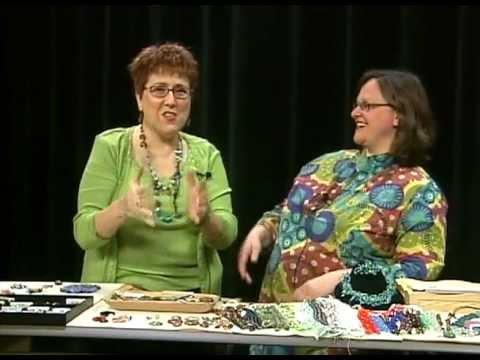 Jewelry Junkie: Beads, Glorious Beads - July 2009