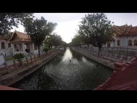 Traveling through Bangkok, Thailand