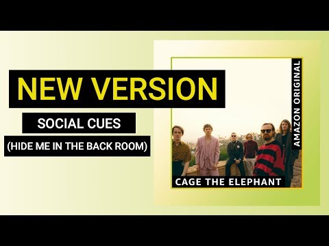 [New Version] Social Cues (Hide me In the back room)