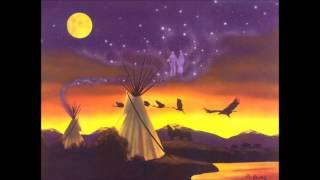 Native American Flute - Incan Pan Pipes, Drums ~ Relaxing