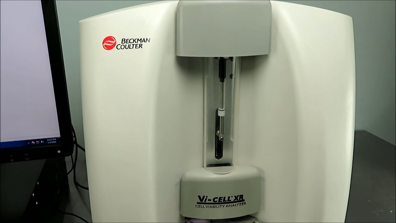 Beckman ViCell XR Cell Counter