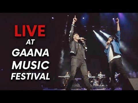 Armaan Malik & Amaal Mallik Live In San Francisco  Gaana Music Festival