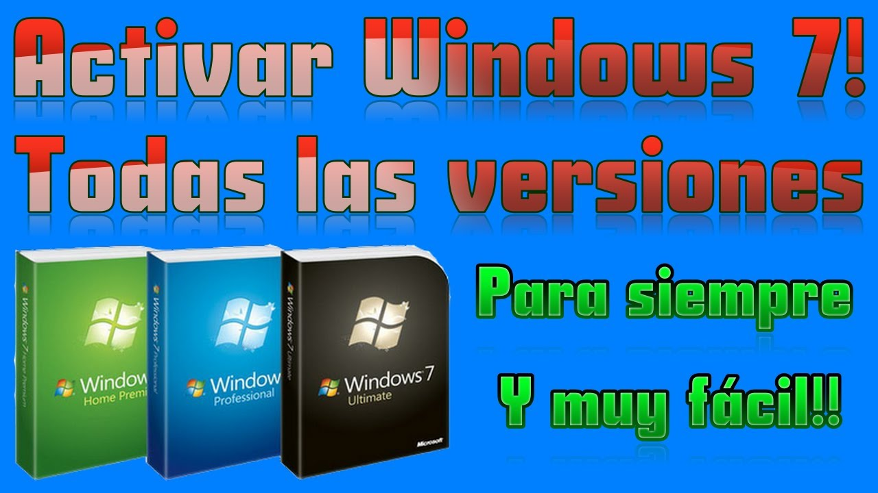 clave de activacion windows 7 home premium 32 bits 2017