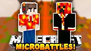 Minecraft MICRO BATTLES CHALLENGE with MY COUSIN! #35 (Preston & LandonMC)
