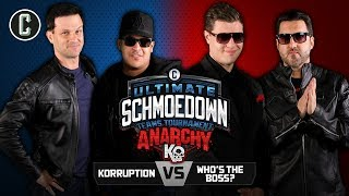 Anarchy Semi-Finals! Kalinowski/Ellison VS Reilly/Bateman - Movie Trivia Schmoedown