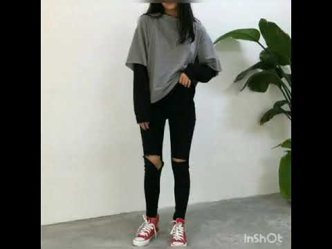 [VIDEO] – Outfits bad girl / tumblr #4