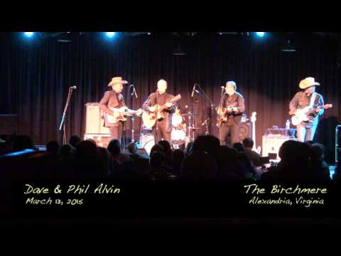 Dave Alvin Interview at the Birchmere