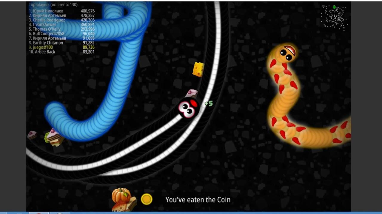 Spiel Worms