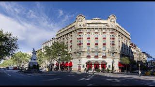 Volvemos a abrir el Hotel El Palace Barcelona