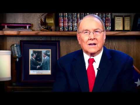 Dr. James Dobson Endorses Ted Cruz for President