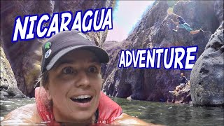Traveling In Nicaragua | Somoto Canyon Overland Travel Adventure Ep.56