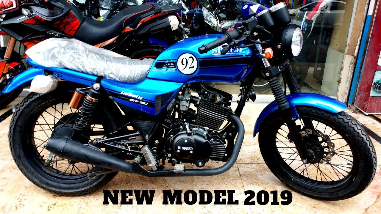 HI SPEED INFINITY 150 NEW MODEL 2019 NEW PRICE IN PAKISTAN ON PK BIKES