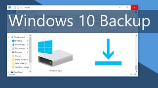 Windows 10 - H๐w to Backup Your Files