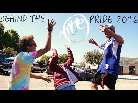 Behind the VIBE || Santa Cruz Pride 2016