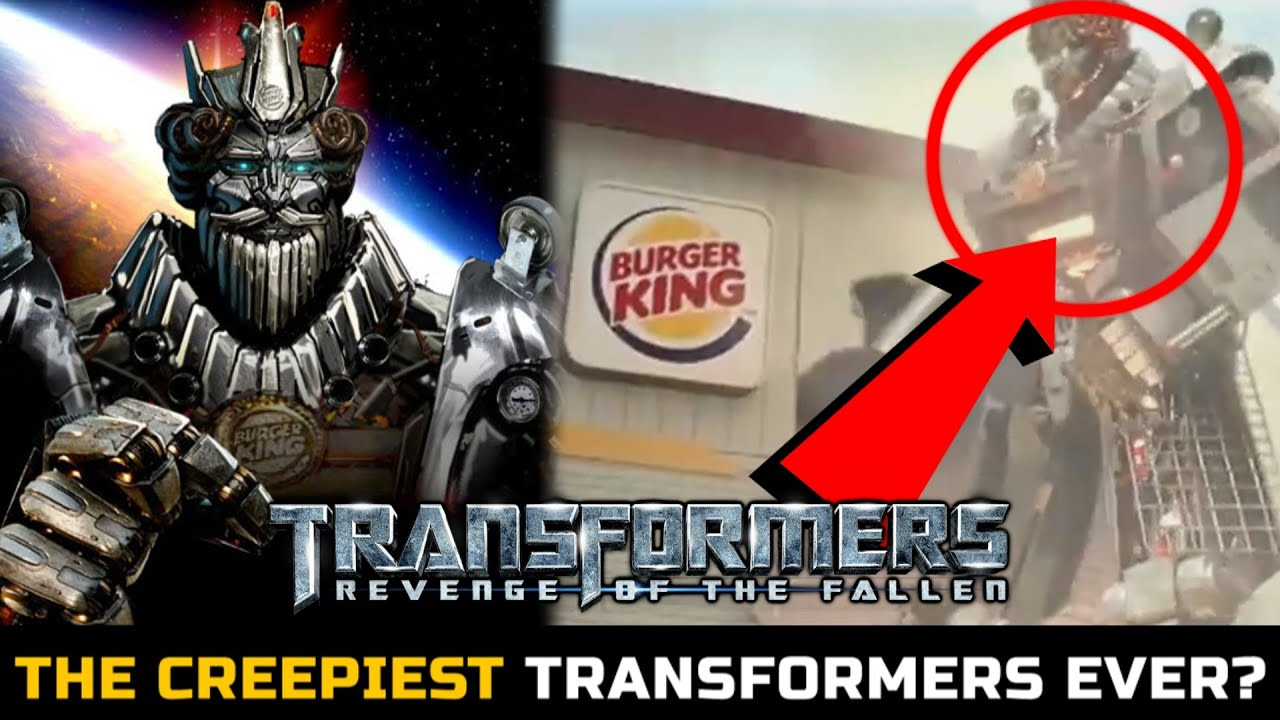 The Creepiest Transformers That Was Ever Part Of The Bayverse!(Explained) | Transformers 2021