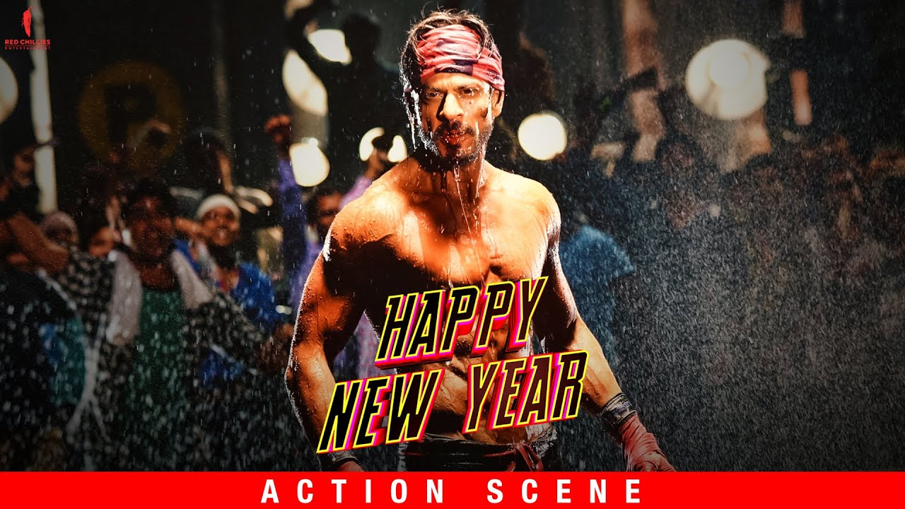 Download Charlie's Action Entry   Happy New Year   Action Scene   Shah Rukh Khan, Deepika Padukone