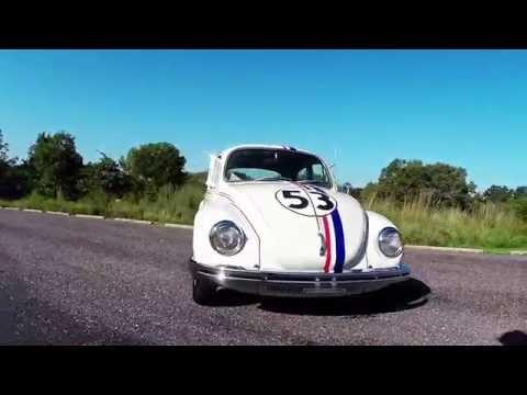 1971 Volkswagen Super Beetle (SOLD)