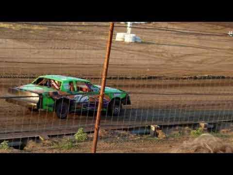 8-11-17 Wagner Speedway heat race