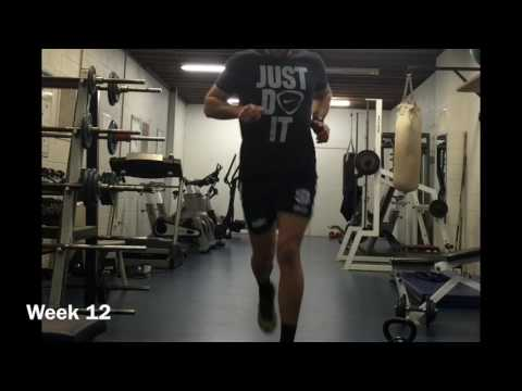 First Knee Reconstruction rehab and return to football