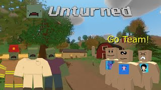 The Three Amigos! | Unturned Online part 10 w/Hobrick and Bravo