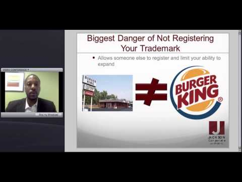 Jamal Jackson JD|MBA: Protecting Your Business Brand Part 3 - Maintaining Trademark Protection