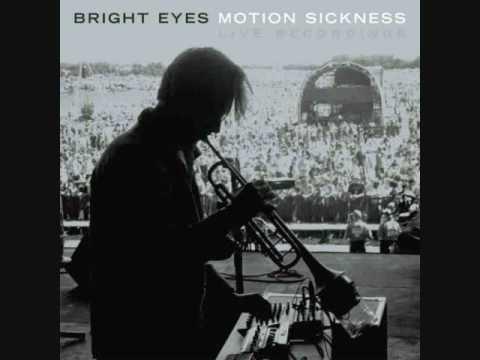 landlocked blues (live) - bright eyes
