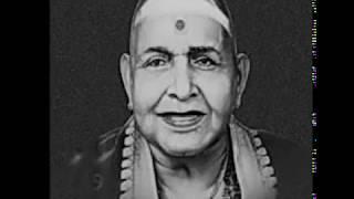 MANASA SANCHARARE (SHYAMA RAAGAM) ... SINGER, CHEMBAI VAIDYANATHA BHAGAVATHAR.