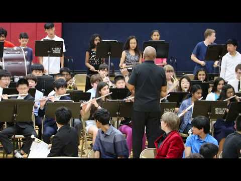 Stoller Middle School Spring 2019 7th Grade Band Performance of the Glory Days