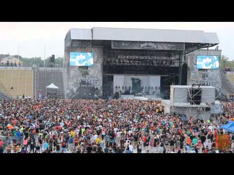 1029 The Buzz: Road To: Rock on the Range 2013 Behind the Scenes Part 2
