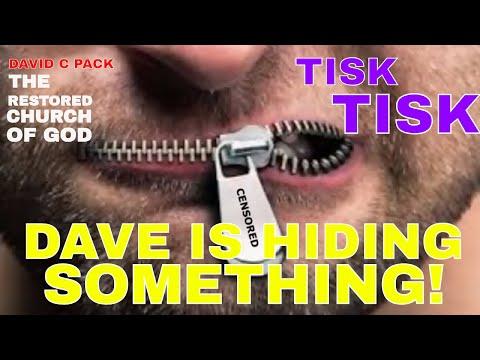 "David c pack restored church of god ""Censoring The Truth!"" Restoredcog"