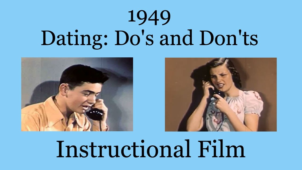 Dating dos and don  ts 1949 Kohlenstoffdatierung Puzzle