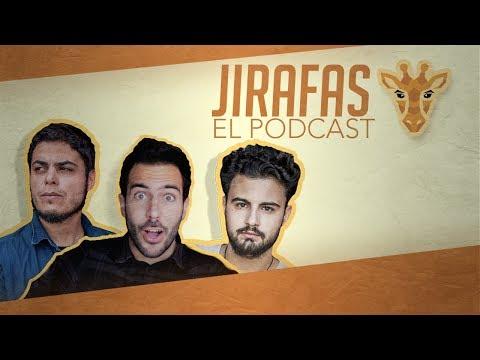 Diego Villalba con David Sainz y Juan Amodeo | Jirafas #4 | Playz