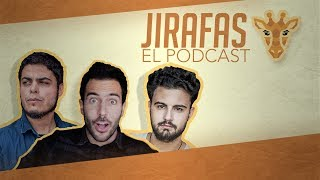 Jirafas #4: Diego Villalba con David Sainz y Juan Amodeo| Playz