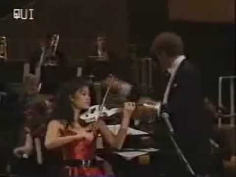 Vanessa Mae - Red Hot with Bratislava Radio Symphony Orchestra