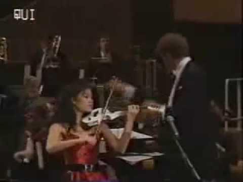 Vanessa Mae - Red Hot with Bratislava Radio Symphony Orchestra