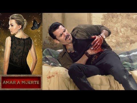 Amar a muerte - Capitulo 76: La vida del Alacrán en peligro - Televisa