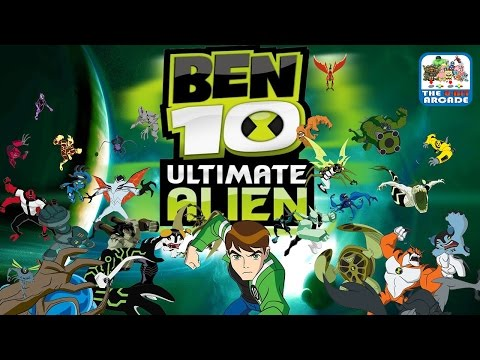 Ben 10 Ultimate Alien: Ultimate Collection - A Series Of Challenges (Cartoon Network Games)