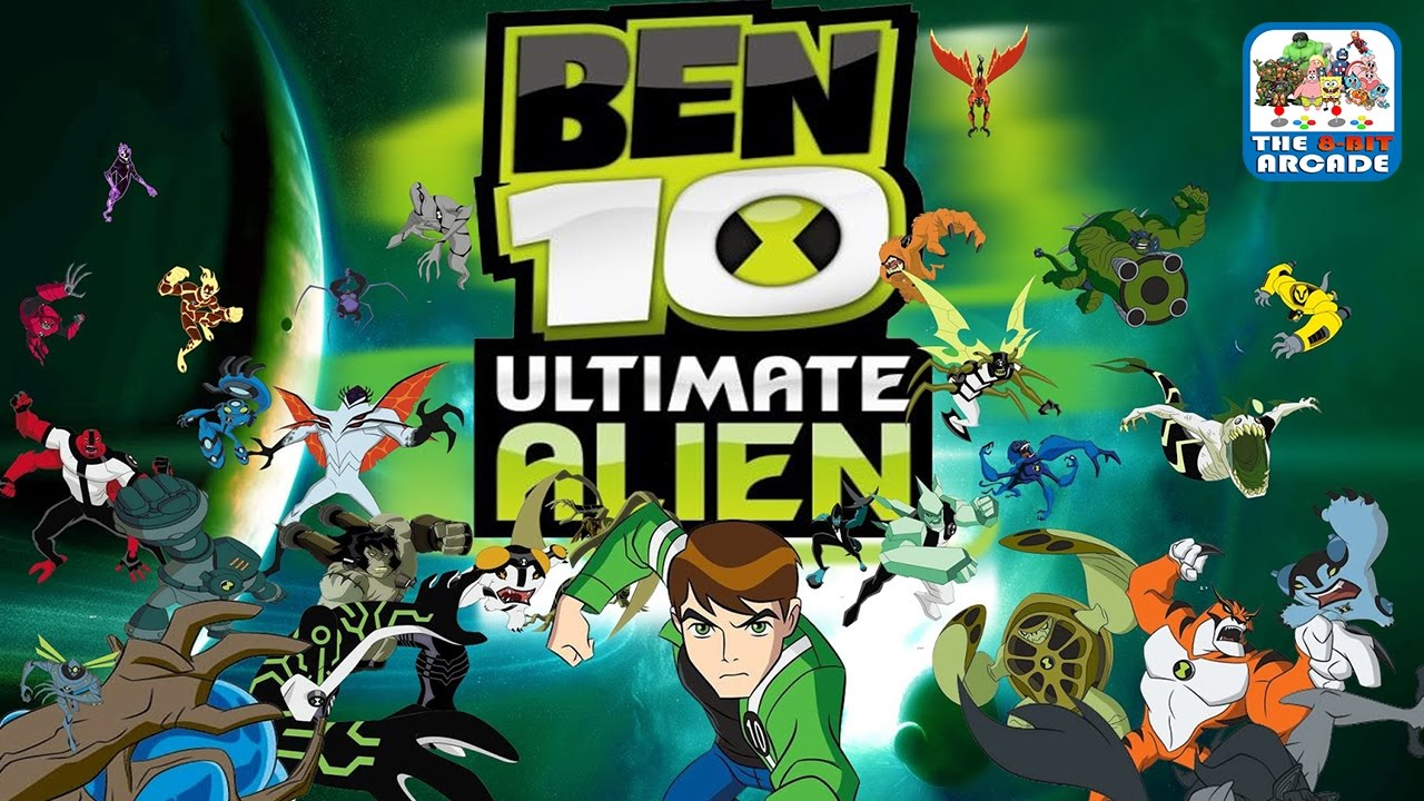 ben 10 ultimate alien ultimate collection a series of
